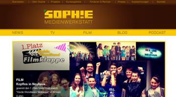 Medienwerkstatt Sophie