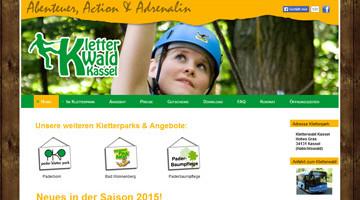 Kletterwald Kassel