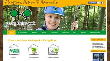 Kletterwald Paderborn