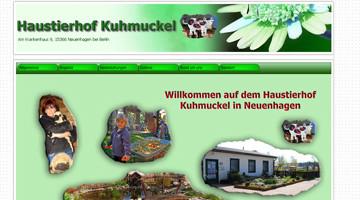 Haustierhof Kuhmuckel