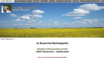 Bauernhof Barfussgarten