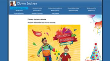 Clown Jochen