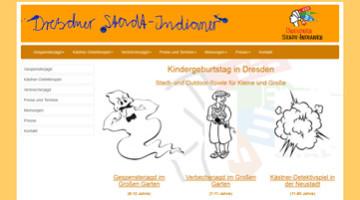 Kindergeburtstag Dresden