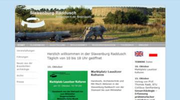 Slawenburg Raddusch