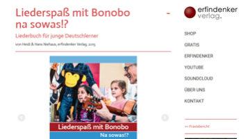 Lieder für Deutschlerner