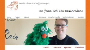 Bauchredner Aschaffenburg