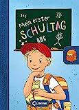 Mein erster Schultag - Jungen: Eintragbuch...