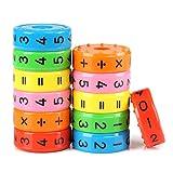 Kesote 2 Stück Lernspielzeug Mathematik...