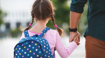 Schulwechsel in der Grundschule