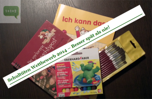 Top 5 Voting Schultüten - Wettbewerb 2014