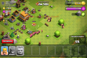 App Clash of Clans