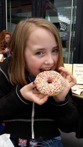 Fabienne Diabetes im Schulalltag
