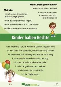 Rechte der Kinder