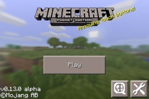 App Minecraft Pocket Edition