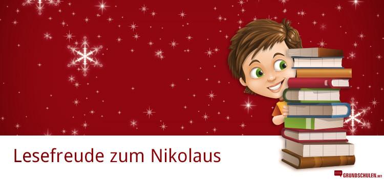 Buchgeschenke zum Nikolaus
