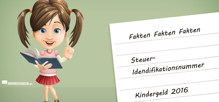 Steuerid Kindergeld