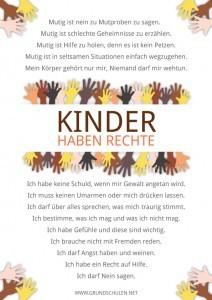 Rechte der Kinder 2