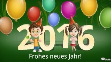 Neujahrwünsche von Grundschulen-Net