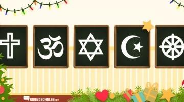 Weihnachten anderen Religionen