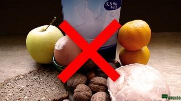 Nahrungsmittel Unverträglichkeit