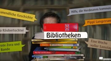 Kinder Bibliotheken