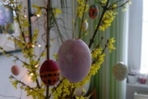 Ostern - Feiertag mit Frühlingssonne