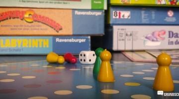 verlieren lernen - brettspiele mit figuren