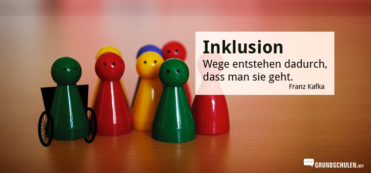 inklusion - Gemeinsam Lernen