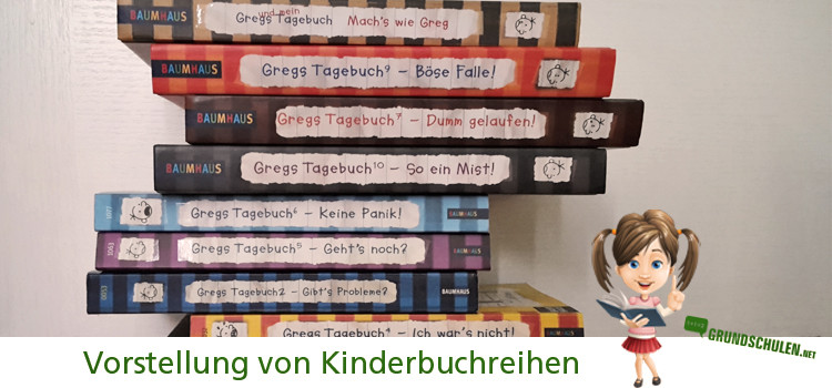 Kinderbuchreihen