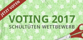 Voting Schultütenwettbewerb 2017