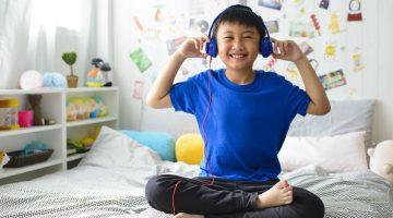 Podcasts für Grundschulkinder - Langeweile adé