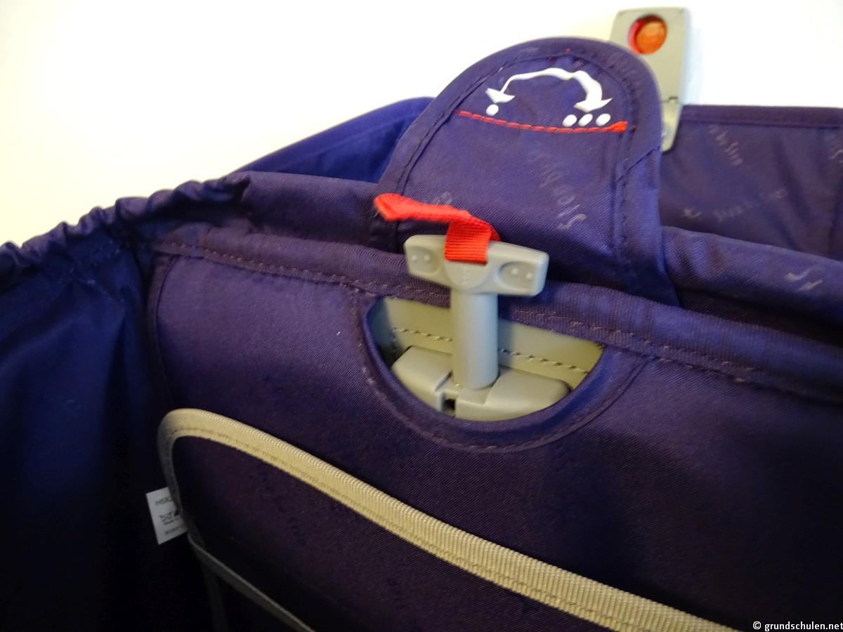 Rückenlängverstellsystem Step by Step 2in1