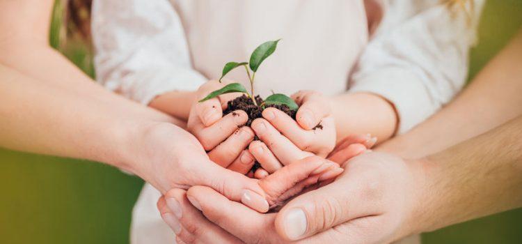 Nachhaltigkeit - Wie kann ich meinem Kind eine gute Zukunft ermöglichen?