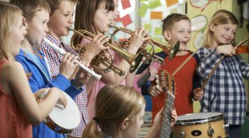 Musikalische Hobbys für Grundschüler
