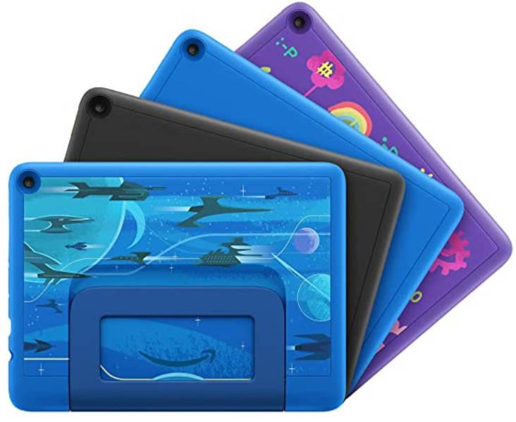 Das Amazon Fire HD 10 Kids Pro Tablet