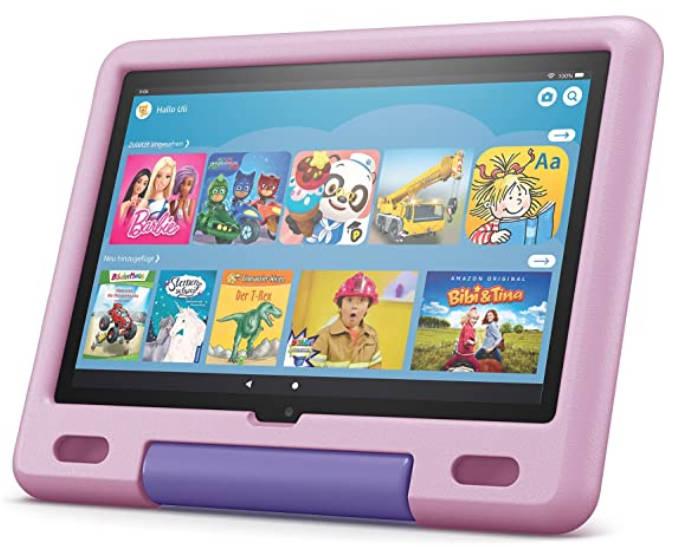 Das Amazon Fire HD 10 Kids Tablet
