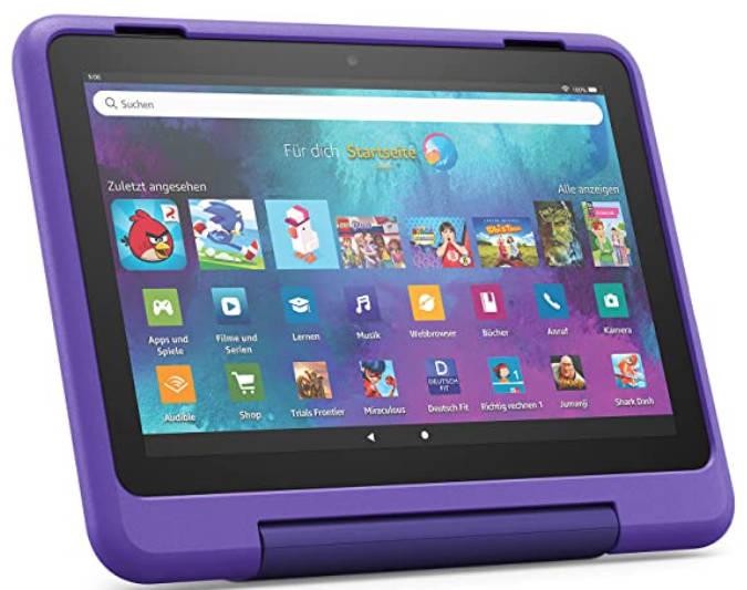 Das Amazon Fire HD 8 Kids Pro Tablet