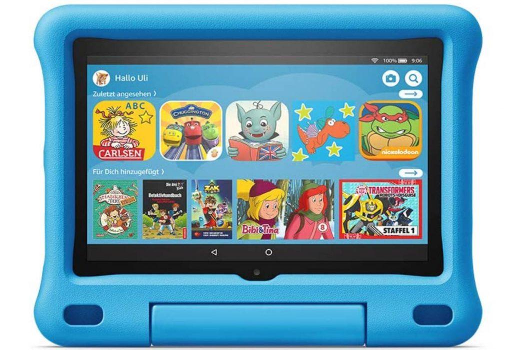 Das Amazon Fire 7 Kids Tablet